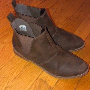 Rocket Dog Brown Ankle boots